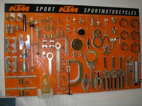 Outillage ktm