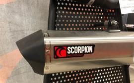 Échappements Scorpion Red Power pour KAWASAKI Z 800 à 240€